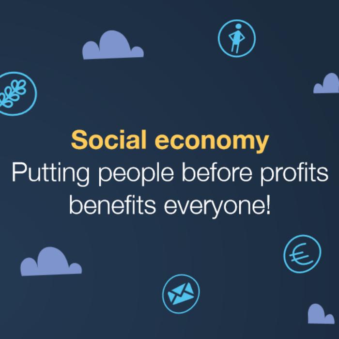 Social economy – leaflet