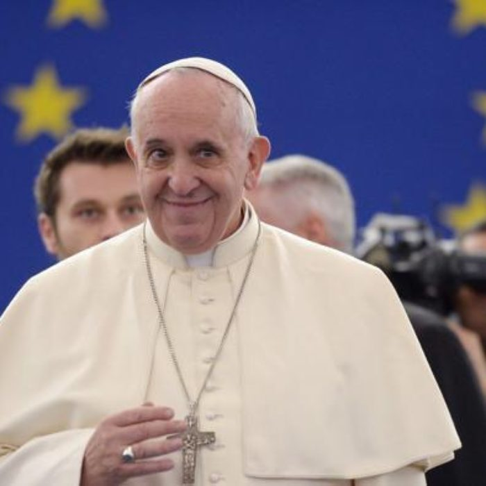 Pope Francis, Europe and Caritas