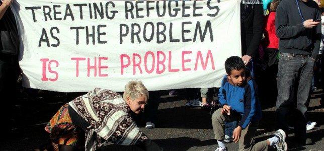 Caritas Europa deplores Fortress Europe