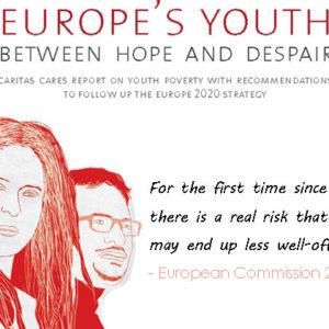 Youth poverty in Europe traps young people
