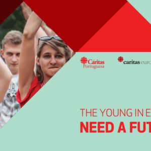 Europe's youth need a future!