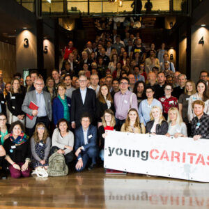 Caritas is committed to youth!