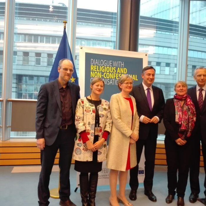 EU external policies: Put people at centre