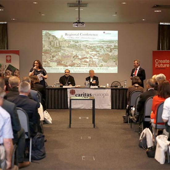 Caritas Europa elections