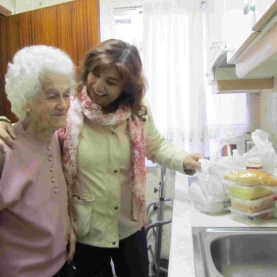 The carers in our homes are essential workers