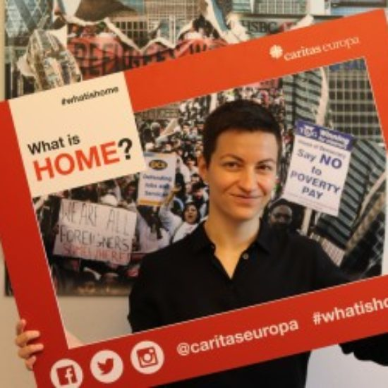 Interview with Ska Keller #whatishome