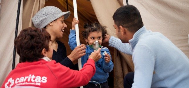 Resettling refugees & promoting solidarity