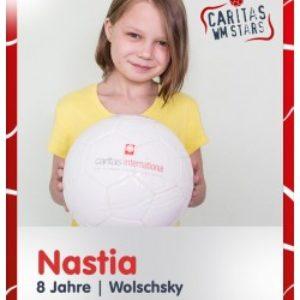 Nastia's story #whatishome