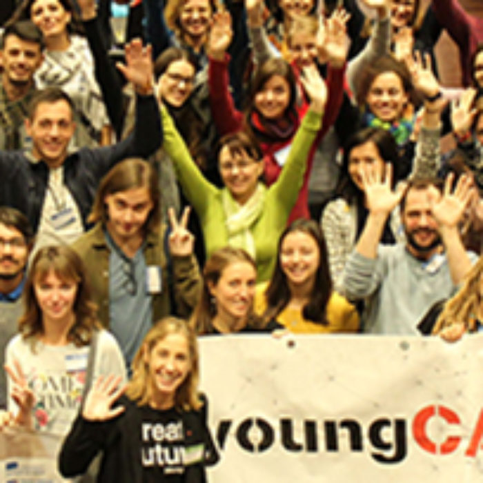 First Young Caritas conference