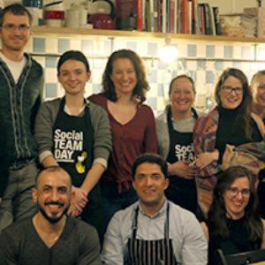 5th Caritas TEACH workshop in Vienna