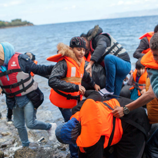 EU must agree on fair disembarkation