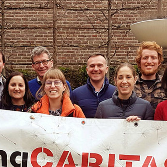 Young Caritas Task Force