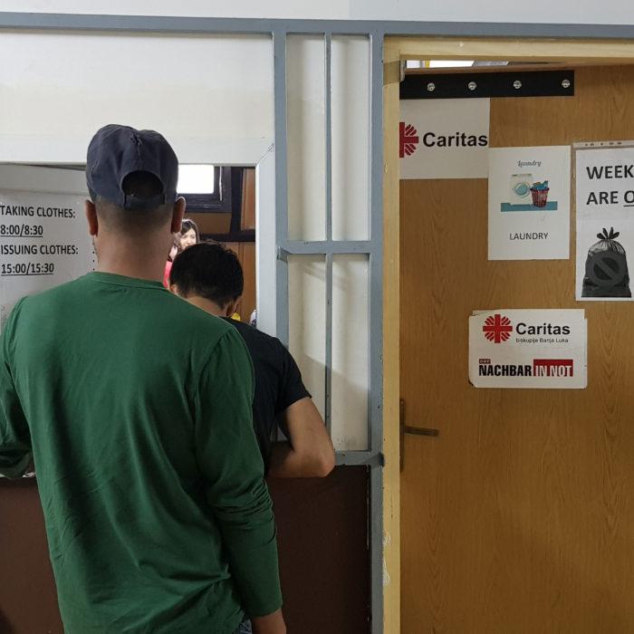 Migrant emergency in Bosnia and Herzegovina