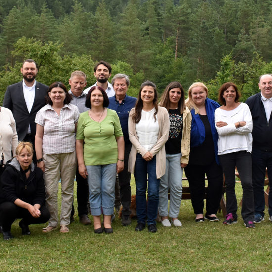 Caritas Serbia shared expertise