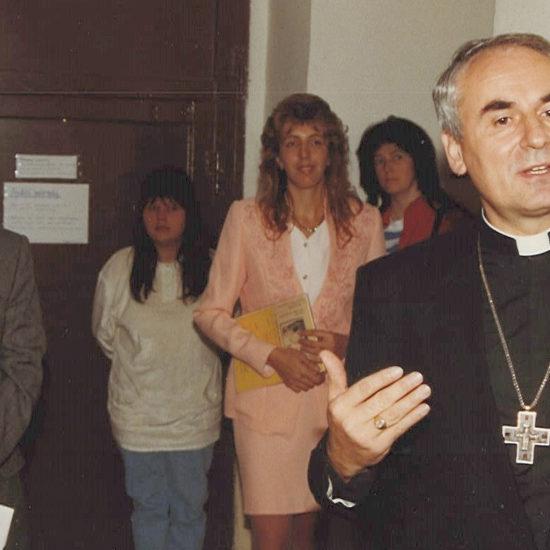 Building the Czech Caritas