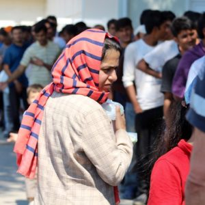 Call on EU to lead on resettlement