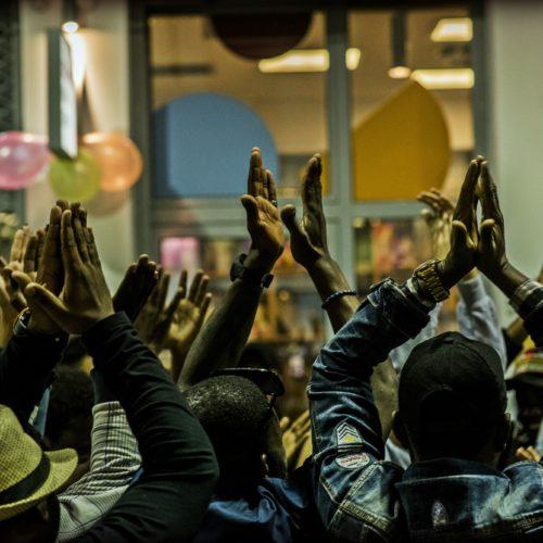 Celebrating African culture together