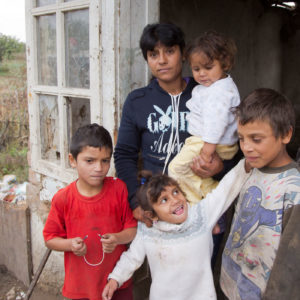 Roma children's education halted in COVID times