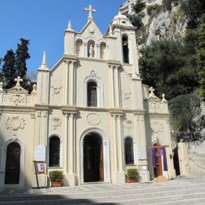Monaco, where churches and Caritas remain open!