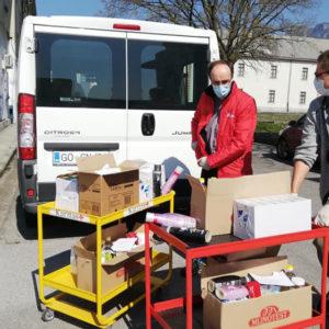 A closer look at Caritas Slovenia during COVID-19