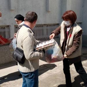 Macedonian Caritas stays active despite pandemic
