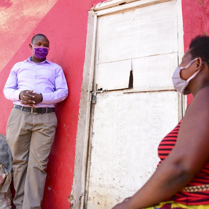 Coronavirus response needs local and faith leaders