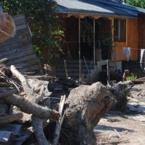Ukraine hit by worst flood in a decade