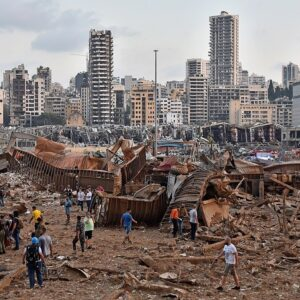 Beirut blast: Caritas responds