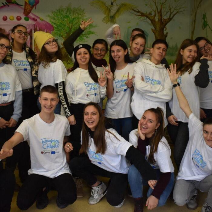 Youth activities at Caritas Ruse