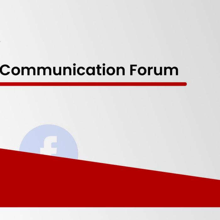 Communication Forum