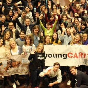 A milestone for YoungCaritas