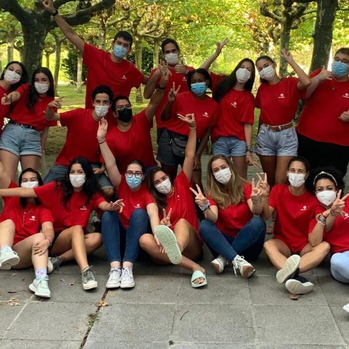 Young volunteers unite!